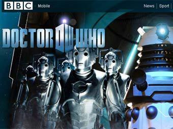 BBC покажет «Доктора Кто» на Facebook