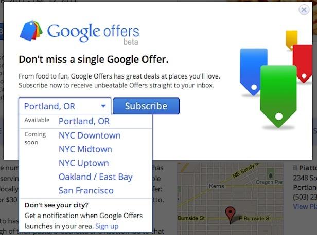 Google проведет интеграцию скидок и кошелька в социальную сеть