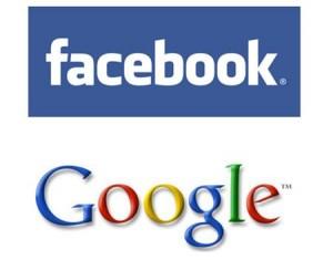 Facebook блокирует рекламу Google+ на своем сайте
