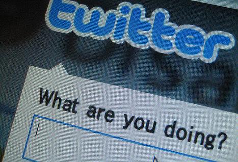 Почти у 80% крупных американских юрфирм есть аккаунты в Twitter