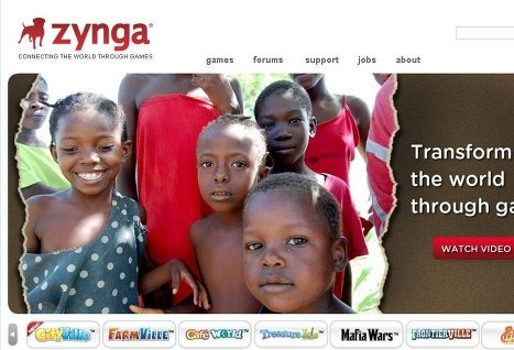 Facebook не делится с Zynga доходом от рекламы