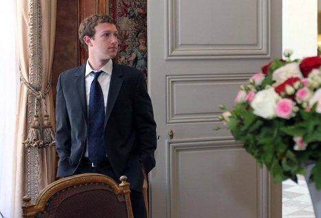 Цукерберг возглавил топ-100 медиаперсон Британии по версии Guardian