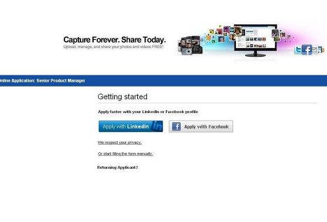 LinkedIn представила кнопку «Подать резюме» для сторонних сайтов