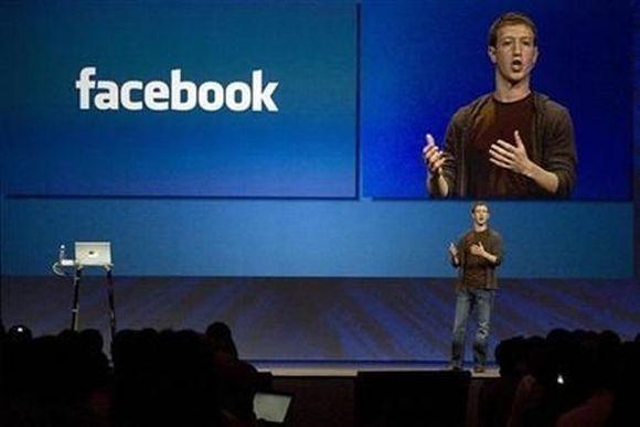 Китай хочет купить акции Facebook