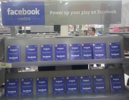 Facebook Credits разрешили выводить в российские банки