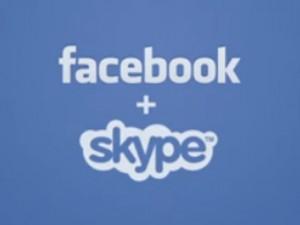 Facebook и Skype запустили видеочат