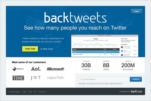У Twitter появился свой анализатор твитов
