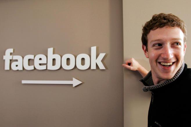 Пользователей в Facebook все больше