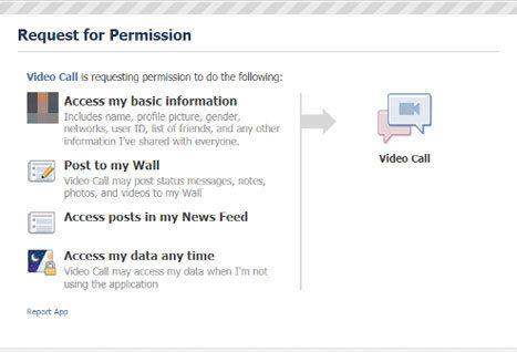 Мошенники рассылают в Facebook поддельные приглашения в видеочат