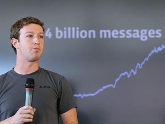 Цукерберг предъявил доказательства в споре за Facebook