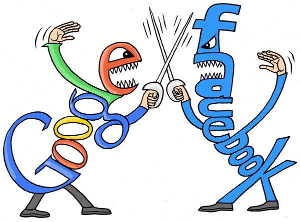 Facebook: у Google+ нет пользователей