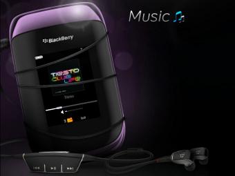 RIM скрестила музыкальный сервис с соцсетью
