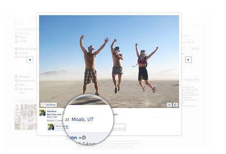 Соцсеть Facebook отказывается от геолокационной функции Places