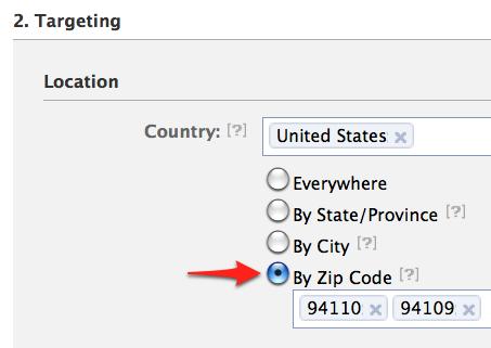 Facebook ввел таргетинг по индексу