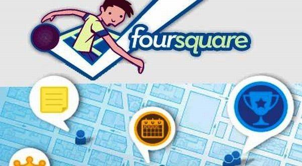 Foursquare начал сотрудничать с Groupon