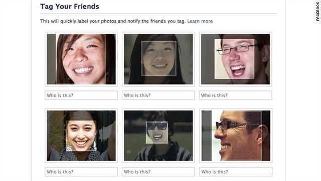 Facebook узнает тебя из тысячи
