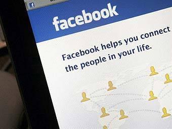 В чате Facebook появился вирус-троян
