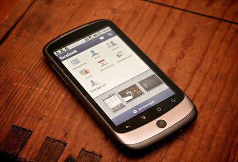 Facebook опровергла слухи об утечке телефонов пользователей