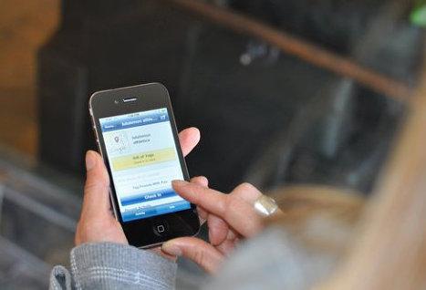 Foursquare добавил в мобильное приложение поддержку русского языка