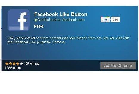 Пользователи Facebook теперь могут «лайкать» любые веб-страницы