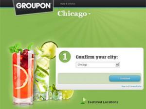 Скидочный сервис Groupon отложил выход на биржу