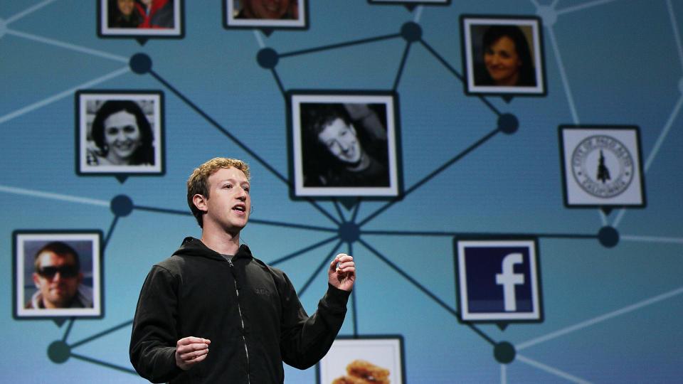Facebook вошел в пятерку лучших генераторов трафика