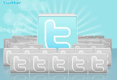 Ежемесячная аудитория Twitter составляет 100 млн пользователей