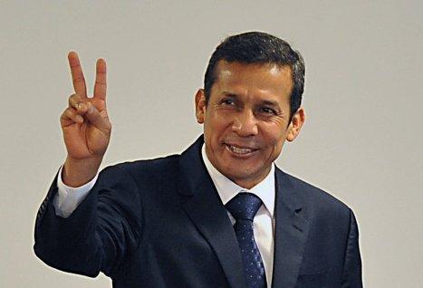Новый президент Перу «ушел» в социальные сети