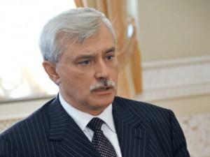 Питерский губернатор завел второй аккаунт в твиттере