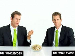 Близнецы Винклвоссы и Angry Birds попали в рекламу фисташек