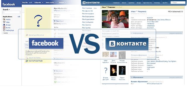 Facebook перенял идею подписок у «В Контакте»