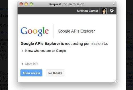 Google представила инструментарий разработчика для Google+