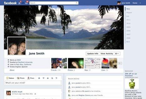 Facebook оптимизирует интерфейс и интеграцию со сторонними ресурсами