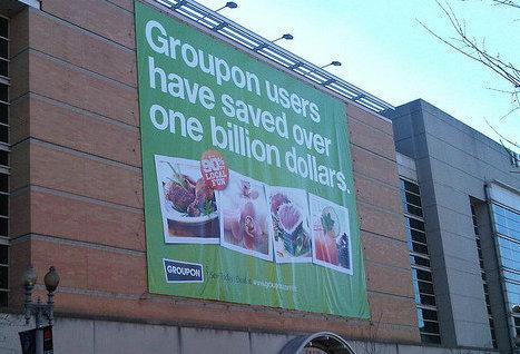 Скидочный онлайн-сервис Groupon не может назвать точную дату IPO