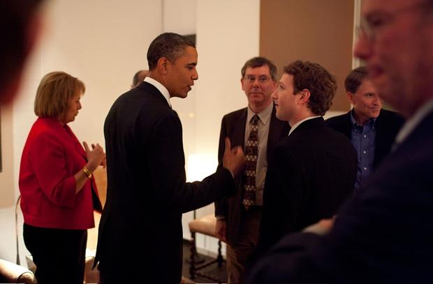Социальные сети включаются в предвыборную гонку