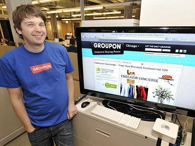 Groupon вышел на рынок онлайн-ритейла