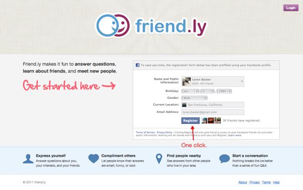 Facebook купил социальный сервис вопросов и ответов Friend.ly
