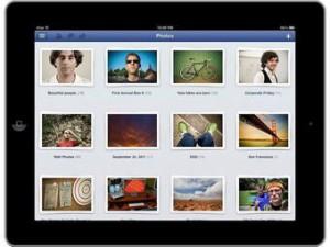 Социальная сеть Facebook представила приложение для iPad