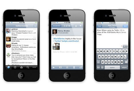 Twitter выпустил обновление приложения для мобильных iOS-устройств