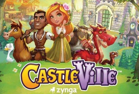 Zynga анонсировала CastleVille и ряд других игр для Facebook