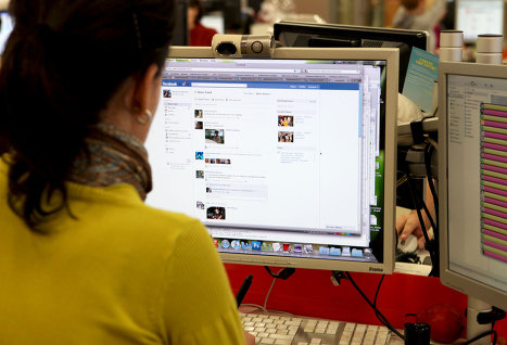 Онлайн-аукцион eBay и соцсеть Facebook расширяют сотрудничество