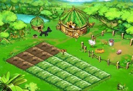 Игровой проект «Счастливый фермер» в соцсети «ВКонтакте» закрыт