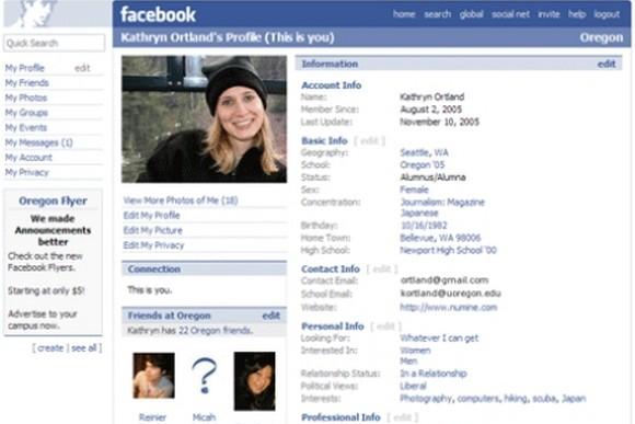 Facebook вводит удостоверения личности?