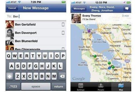 Мессенджер Facebook теперь доступен владельцам смартфонов BlackBerry