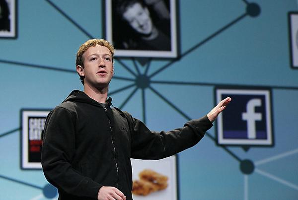 Марк Цукерберг: Google конкурентоспособнее, чем Facebook