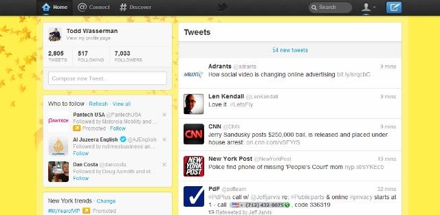 Twitter завершил масштабный редизайн
