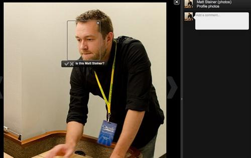 Google+ научится распознавать лица на фото