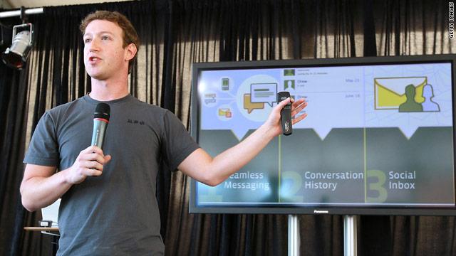 Раскрыты данные о финансах и акционерах Facebook