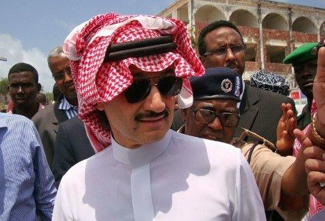 Саудовский принц вложил в Twitter $300 млн