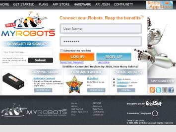 Социальная сеть для роботов открыта для посещения